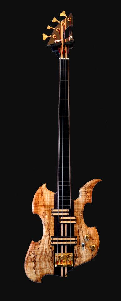 basse spalted 2